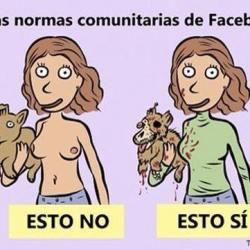 La moral de facebook
