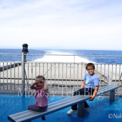 Viajando en Ferry a Fuerteventura