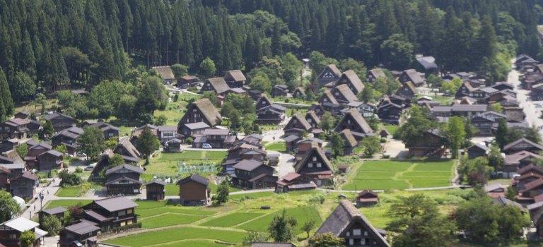 Qué ver en Shirakawago