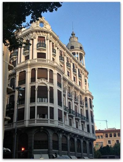 foto desde Alfonso X de la Casa Cerdá