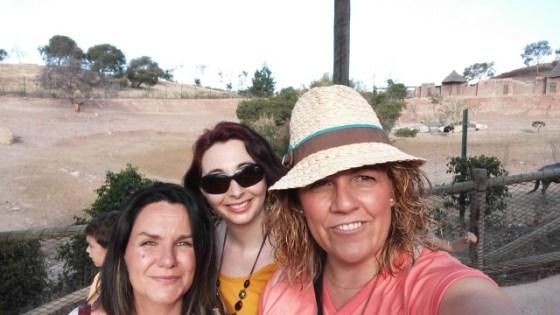 Con María, Madres Cabreadas y Marga