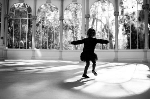 Soy una princesa, este es mi palacio y hoy es el baile real