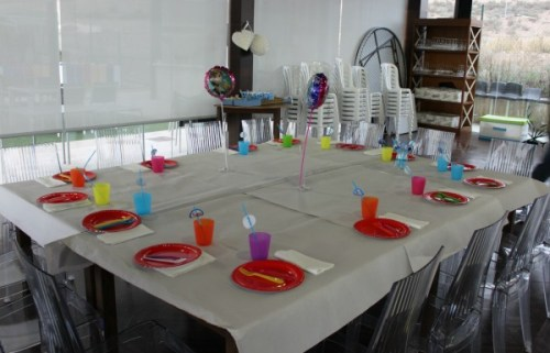 foto de la mesa