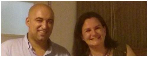 Álvaro, uno de sus propietarios, estuvo encantador, no paramos de charlas en toda la noche. Un placer conocerte y compartir esa noche contigo