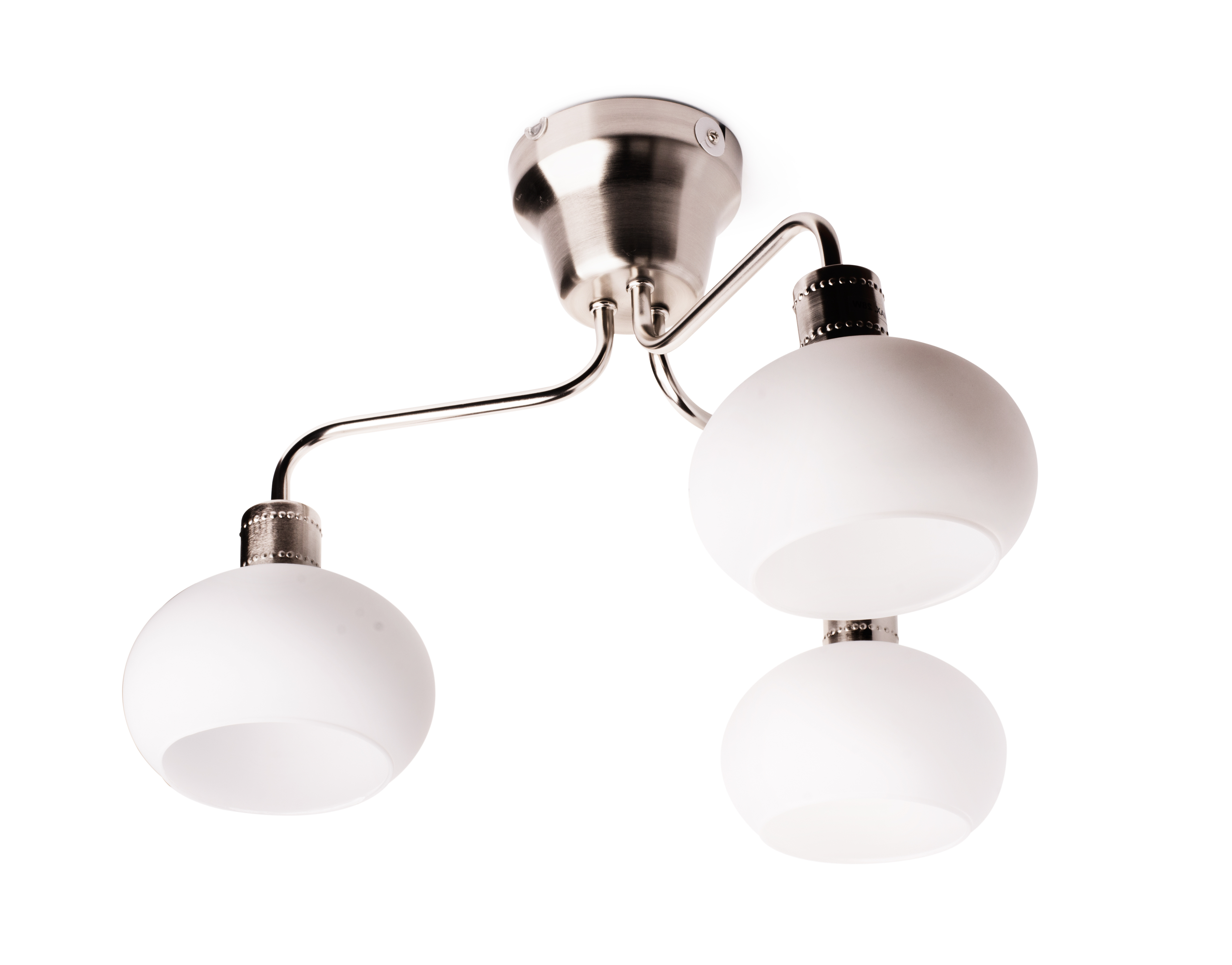 Messing Lampe Flos Lampe Lille