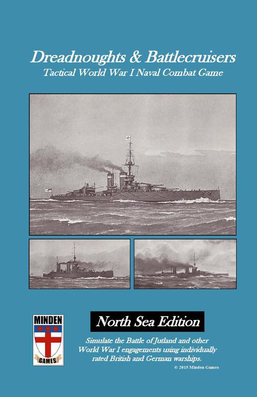 DBJutland - sample battleship game