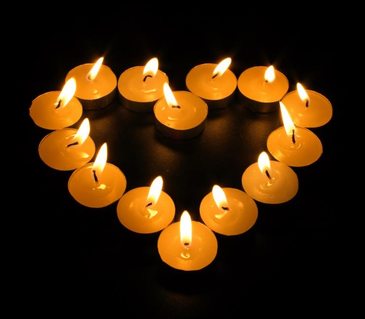 3d Candle Live Wallpaper Loving Kindness Meditation Mindful Happiness
