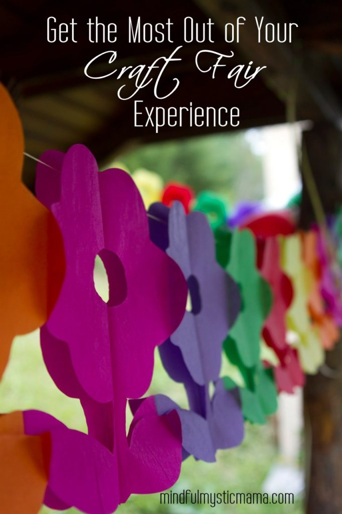 Get the Most Out of Your Craft Fair Experience