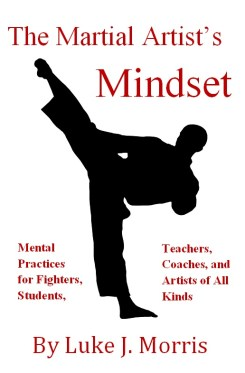 The Martial Artist's Mindset Cover