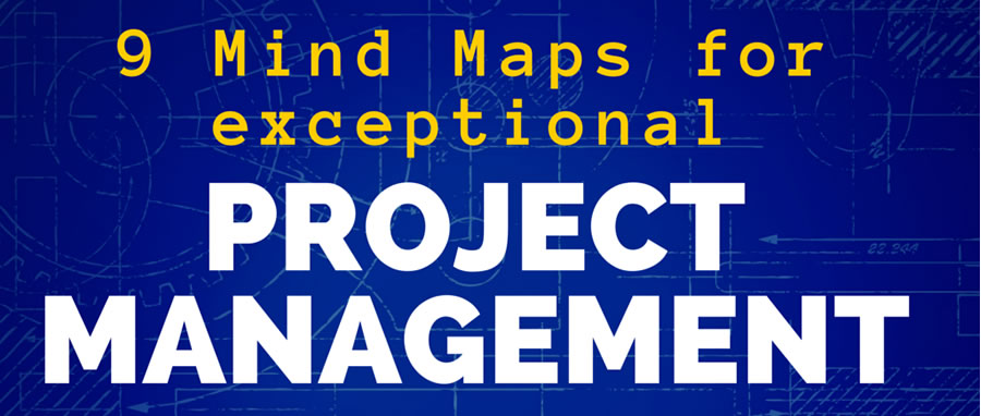9 mind maps for exceptional project management