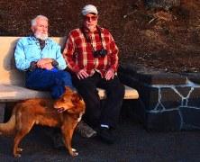 2 Men & a Dog