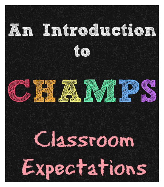 Introduction to CHAMPS - Minds in Bloom