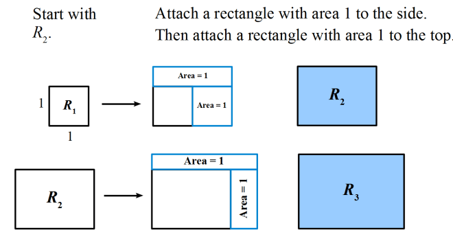 rectangle-ratio-r2-to-r3
