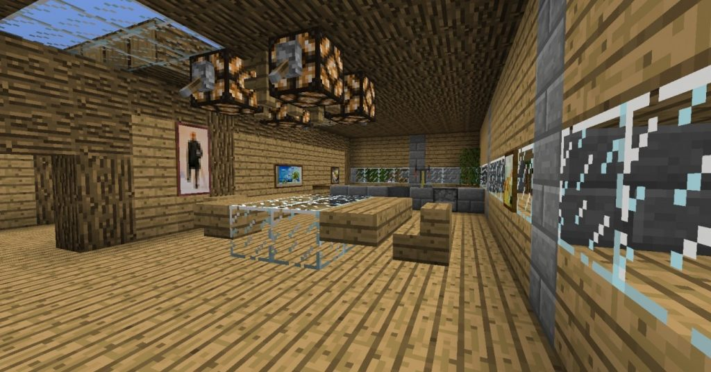 Mittelalter Küche Bauen | Minecraft Mittelalter Haus Bauplan ...