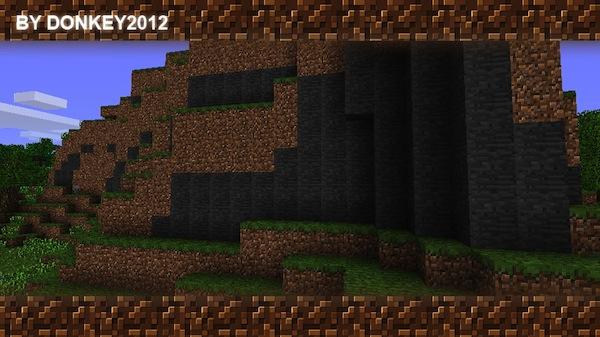 3D Default Texture Pack for Minecraft 132 Minecraft Forum