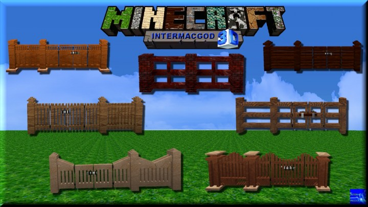 194/189 256x Intermacgod Realistic 3D Texture Pack Download