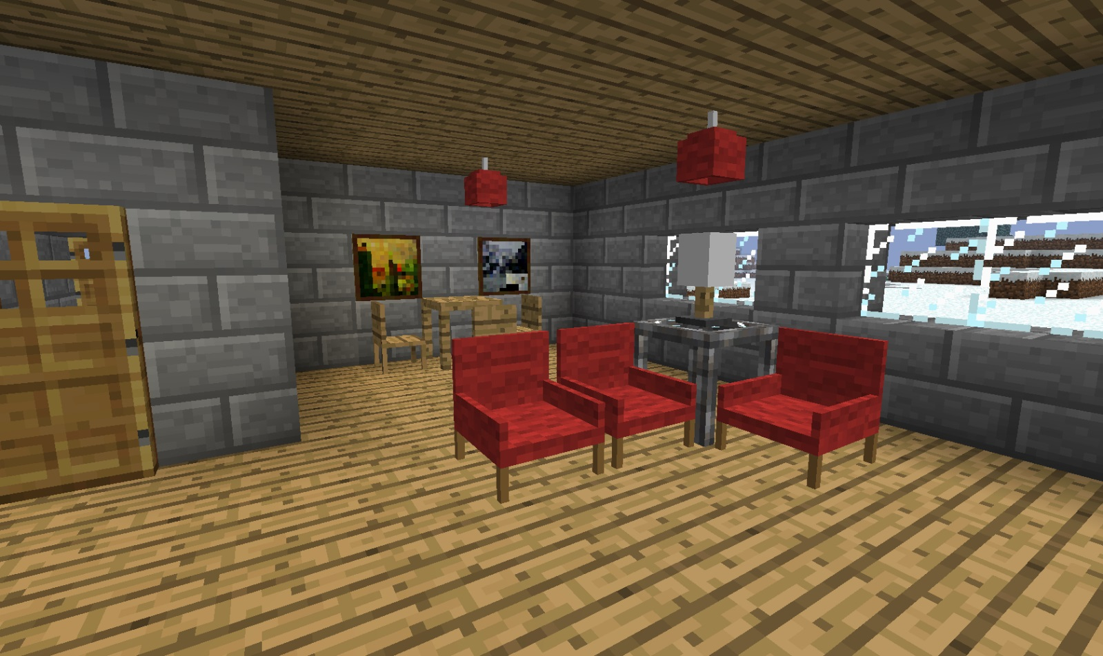 Minecraft Kitchen Mod 1.8 Jammy Furniture Reborn Mod 1 7 10 Minecraft Mods