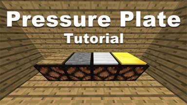【Minecraft】感圧板4種類の違いについて基本から完全解説