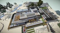 Luxurious Modern House 3 | Mansion  Minecraft Building Inc