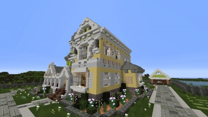 large victorian house minecraft building tags build build tutorial house sims tutorial victorian