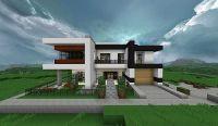 Modern Home | Very Comfortable  Minecraft House Design