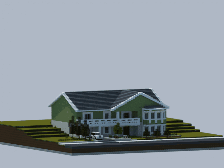 realistic family house minecraft house design. Minecraft Modern House Designs Easy