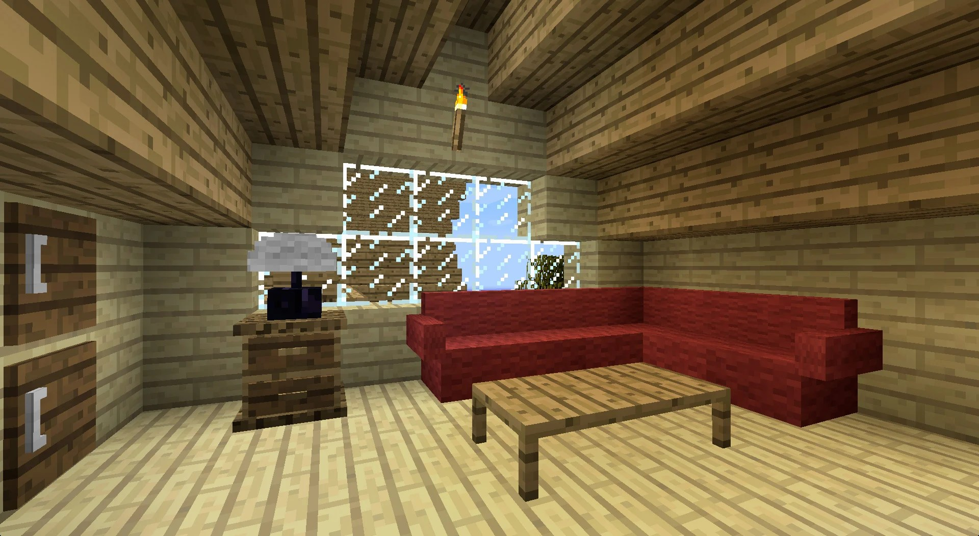 House Furniture Furniture Mod Minecraft Mods