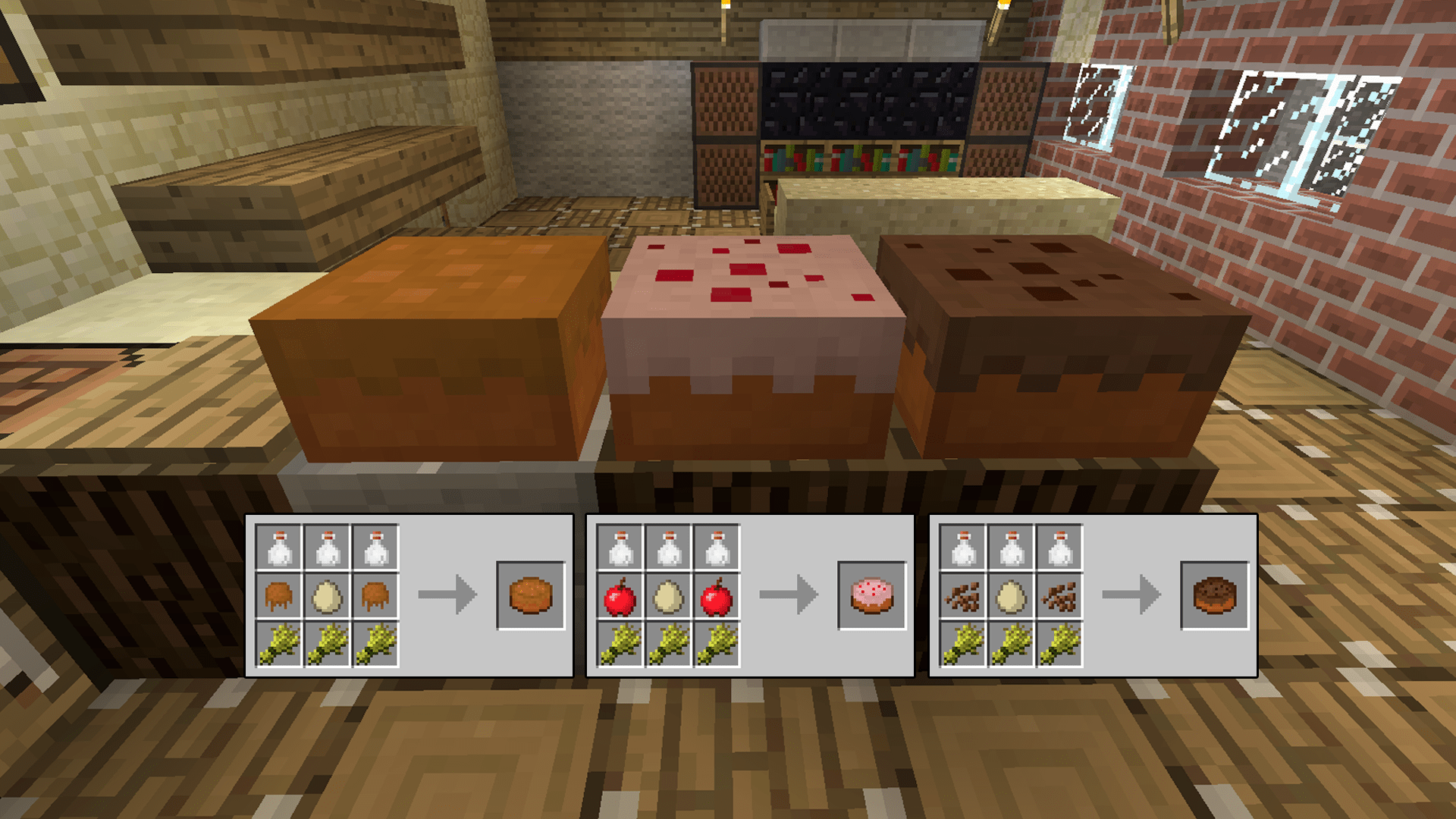 Minecraft Kitchen Mod 1.8 Usefulfood Minecraft Mods