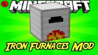 Iron Furnaces Mod 1.7.10 for Minecraft