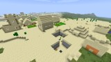 [PC 1.6] 3 diamond temple + village + 2 dungeons with saddle and nametags