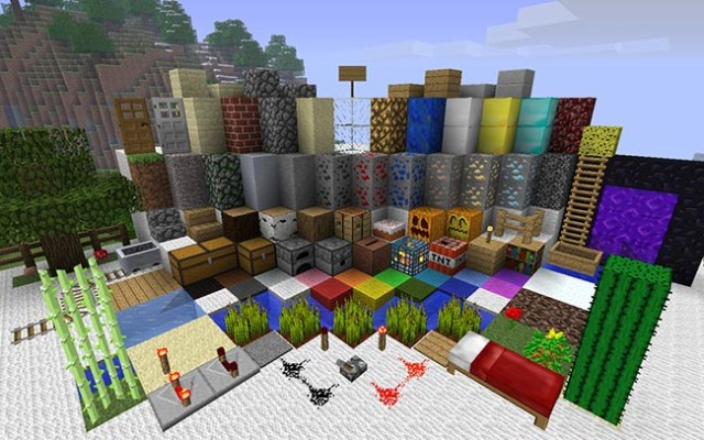 Faithful 64x64 Resource Pack