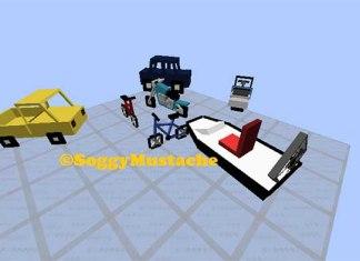 SoggyMustache's Transportation Mod for Minecraft 1.9/1.8/1.7.10 | MinecraftSide