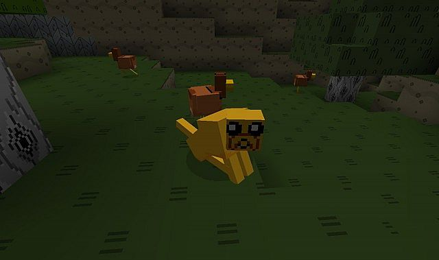 Adventure Time Craft Resource Pack 1.8.6, 1.8.4, 1.8.3, 1.8.1, 1.8