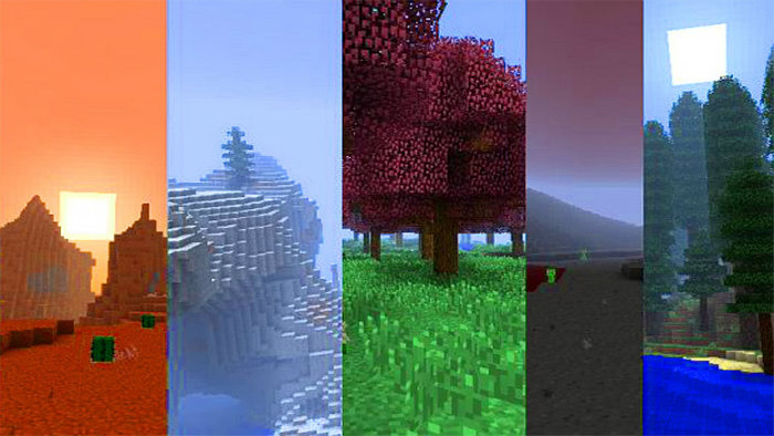 Biomes O Plenty Mod For Minecraft 1 8 1 7 10 Minecraftsix