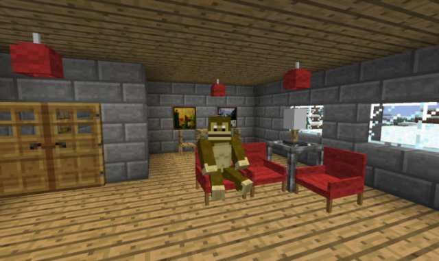 Jammy Furniture Mod For Minecraft 1 8 1 6 4 Minecraftsix
