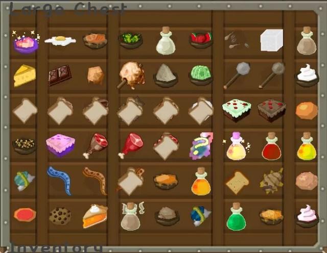 Useful Foods Mod