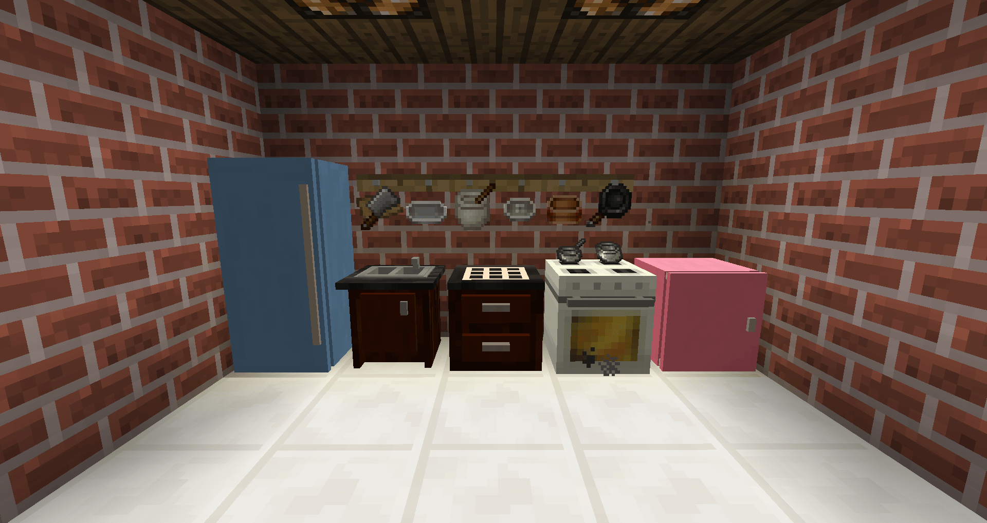 Minecraft Kitchen Mod 1.8 Cooking For Blockheads Mod For Minecraft 1 12 2 1 11 2 Minecraftsix