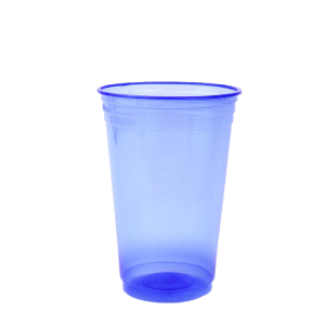Mineira-Embalagens-Copo-Descartavel-Neon-Balada-Azul-300ML-Copobras