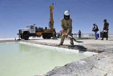 Minera surcoreana invertirá US$230M para extraer litio argentino