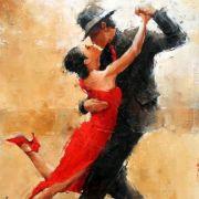Tango Painting