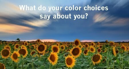 What do your color choices say about your marketing?