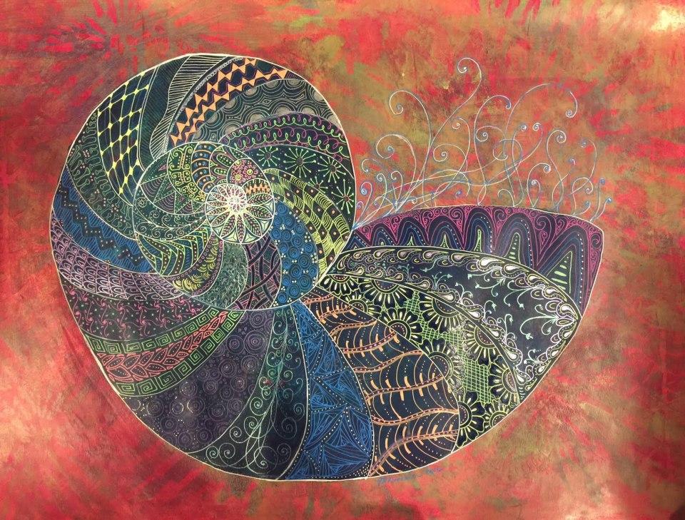 symbolism nautilus shell
