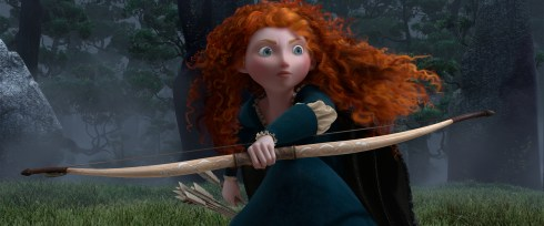Meet Merida from Disney Pixar's Brave