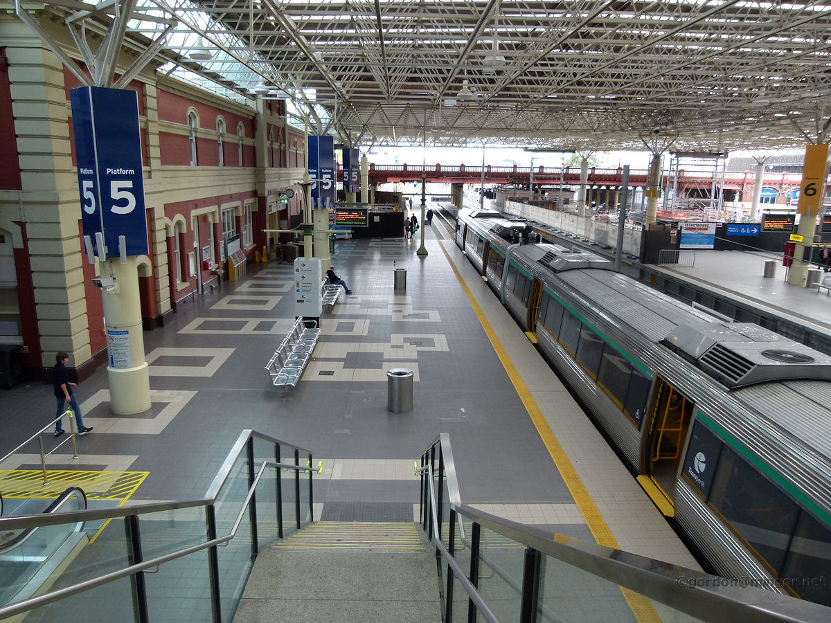 Perth What's On Today Photos Of Perth Railway Stations In Western Australia By