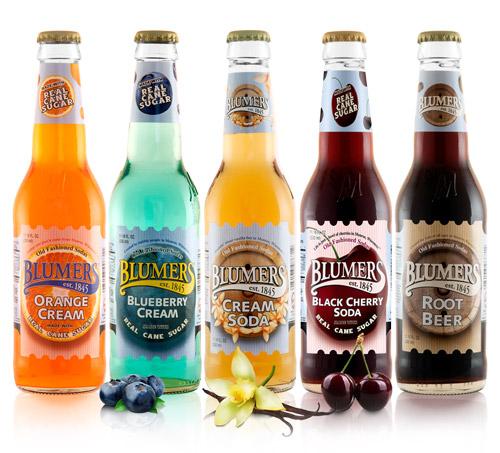 Blumers Soda Minhas Brewery Calgary & Wisconsin Monroe 4pack