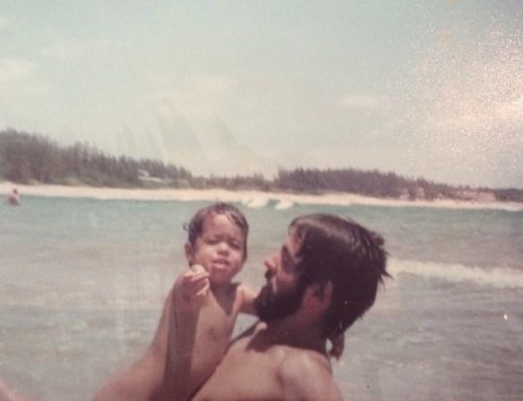 Vania e Pai moçambique