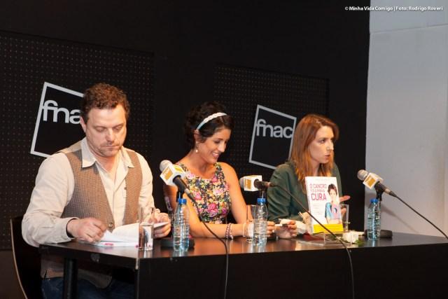 Paulo Sousa e Costa, Vânia Castanheira e Liliana Valpaços