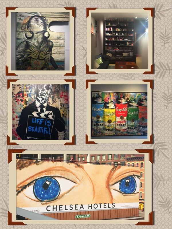 Passear pelas dezenas de galerias de rua do distrito do Chelsea