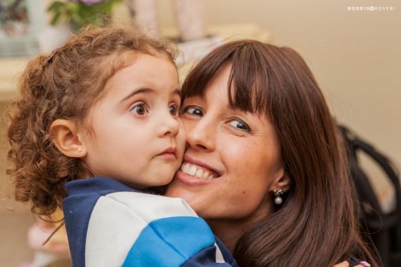 Enquanto aguardo os nossos babies, vou praticando e mimando muito a minha sobrinha e afilhada querida do coração, a Maitê!