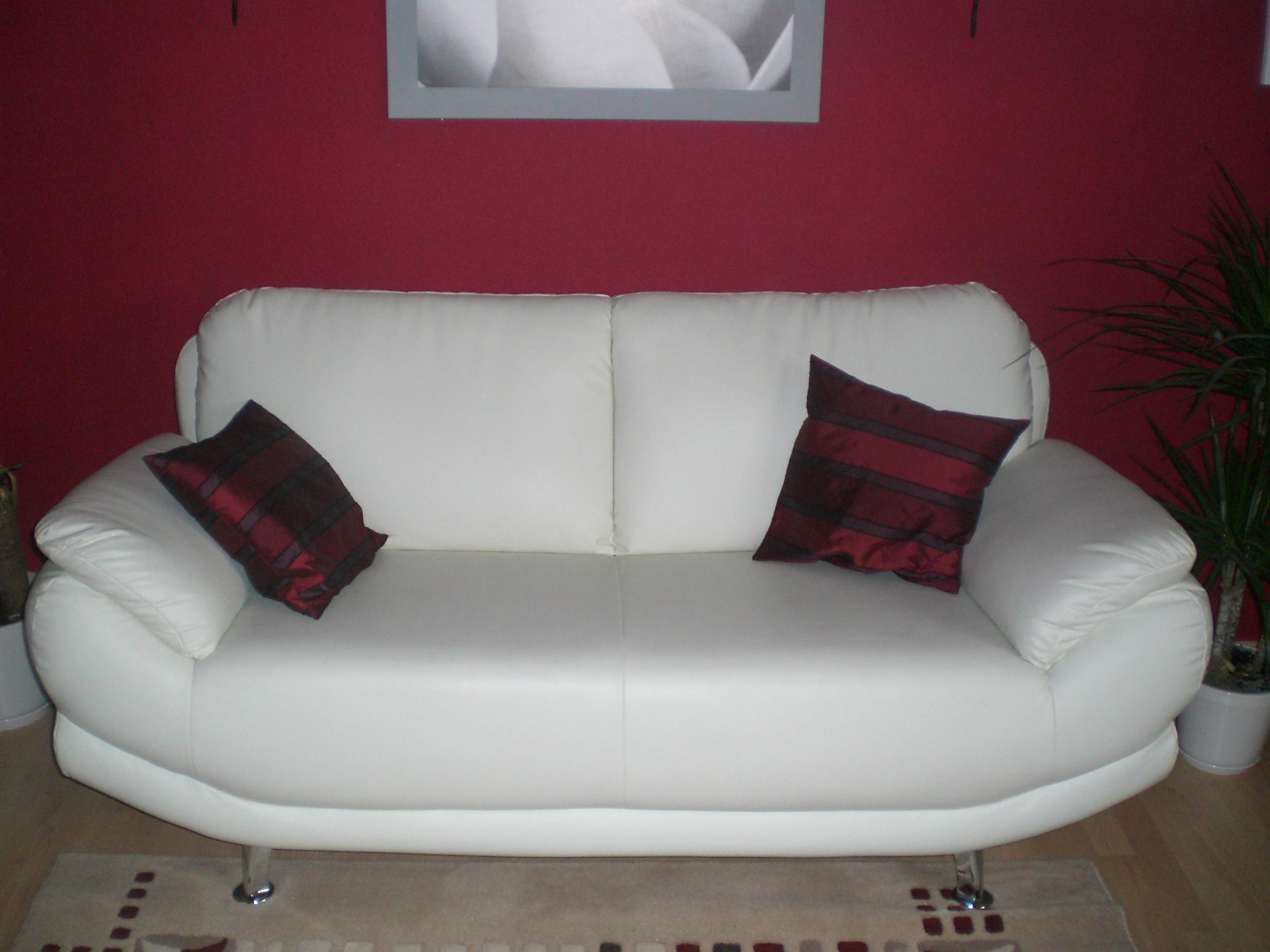 Weiße Ledercouch Moderne Ledercouch Fast Neu Polster Sessel Couch